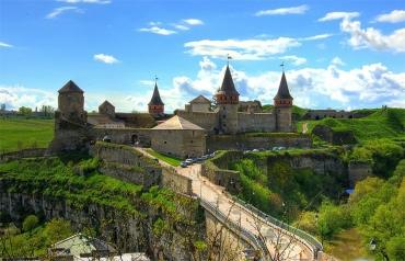 Kam`yanets-Podolski Schloss (Festung)
