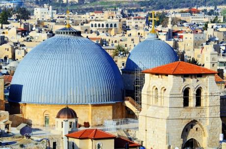 Храм Гроба Господня (Иерусалимский храм Воскресения Христова)
